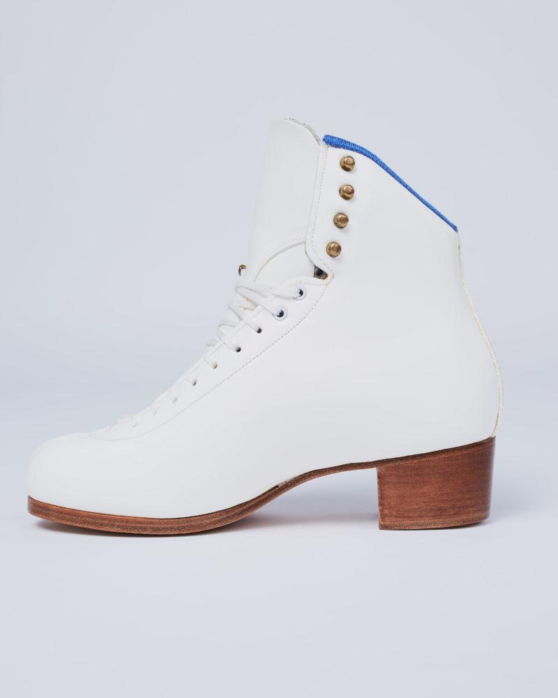 SP-Teri Women's Zero Gravity Figure Skating Boots Left